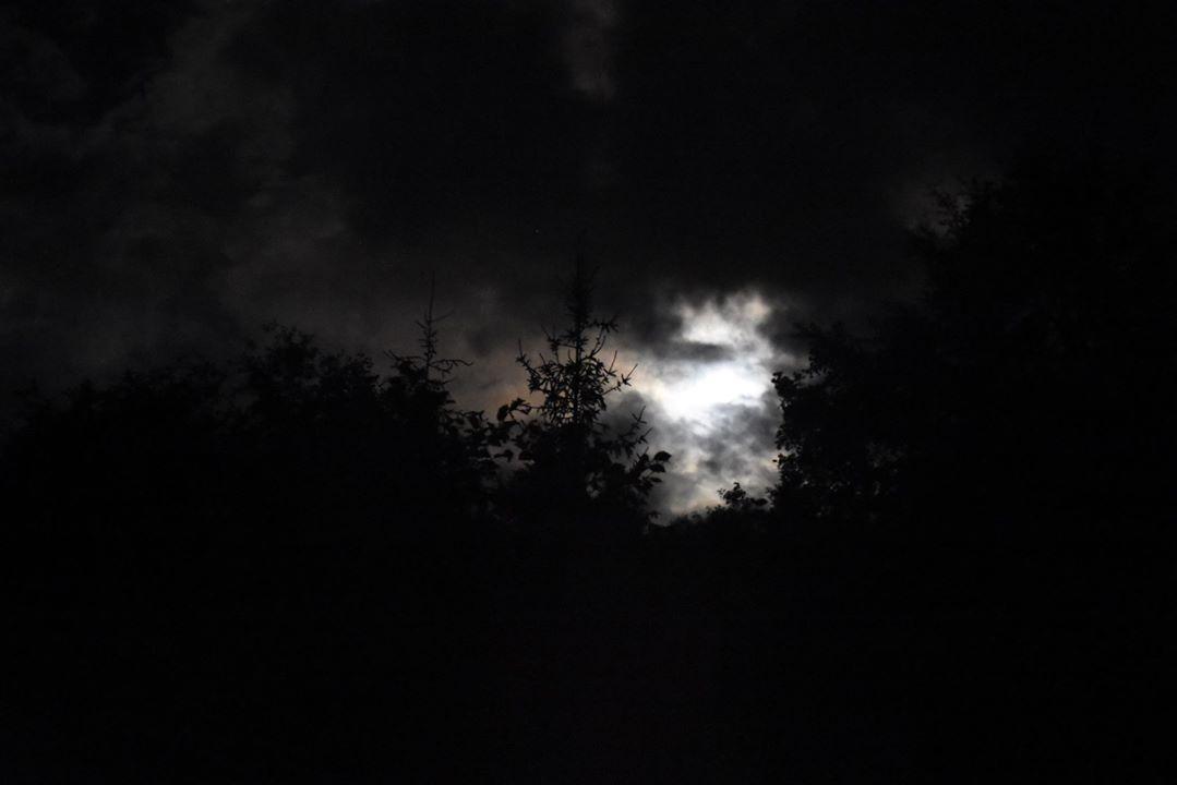 Peisaj nocturn in Retezat
